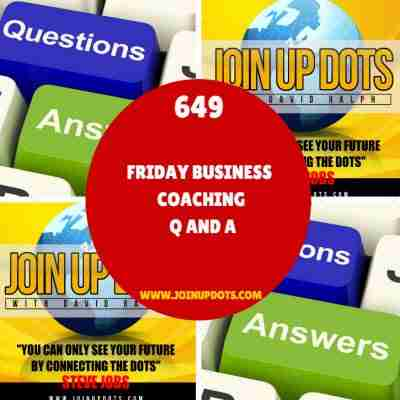 Friday Business Coaching