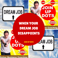 When Your Dream Job Disappoints
