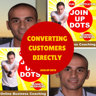 Converting Customers Directly