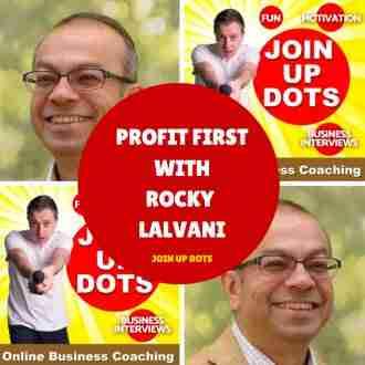 Profit First WIth Rocky Lalvani